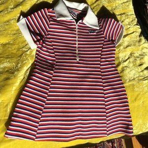 Vintage Lacoste dress